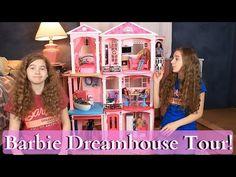 Barbie Dreamhouse Tour! - 2015 - YouTube