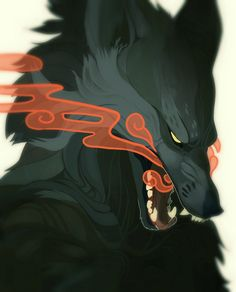 51 Ideas Tattoo Back Wolf Deviantart Creature Drawings, Animal Drawings, Art Drawings, Anime Wolf, Desu Desu, Werewolf Art, Illustration Art, Illustrations, Furry Drawing