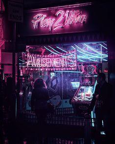 The Photographer That Turns Tokyo Into A Cyberpunk City Vaporwave, Neon City, Performance Artistique, Neon Noir, New Retro Wave, Tokyo Night, London Night, Take Shelter, Cyberpunk City