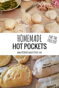 Homemade Hot Pockets ★ The perfect option for grab-and-go weekday lunches. ★… Homemade Hot Pockets ★ The perfect option for grab-and-go weekday lunches. Freezer Cooking, Cooking Recipes, Freezer Recipes, Cooking Tips, Beef Freezer Meals, Kid Meals, Cooking For One, Batch Cooking, Homemade Hot Pockets