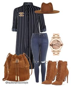 Designer Clothes, Shoes & Bags for Women Cute Casual Outfits, Casual Chic, Stylish Outfits, Dope Outfits, Fashion Outfits, Fashion Tips, Fashion Moda, Look Fashion, Autumn Fashion