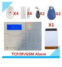 Free Shipping Wireless 868Mhz TCP/IP GSM Alarm System Home Smart Alarm System Burglar Security Alarm System With App Control //Price: $US $246.00 & Up to 18% Cashback on Orders. //     #homedecor