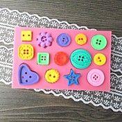 Button+Bake+Fondant+cake+mold,L11.7cm*W7.4cm*...+–+USD+$+5.99