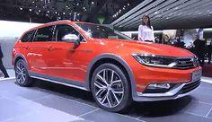Volkswagen auf dem Genfer Autosalon