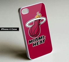 Miami Heat #2 - iPhone 4 Case, iPhone