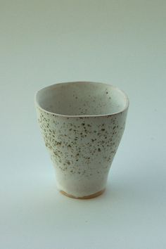 Freckled cup by ZebraDsgn on Etsy