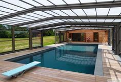 Altariva, l'abri de piscine très haut de gamme de Pool Cover
