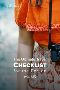 MS: The Ultimate Travel Checklist