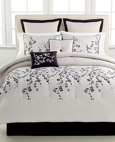 Whisper 8 Piece Comforter Sets - Bed in a Bag - Bed & Bath - Macy's