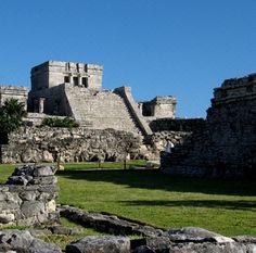 Tour por las ruinas mayas