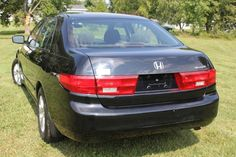 Jackson Motors and Marine .:: 2005 HONDA ACCORD 2.4 LX ::.