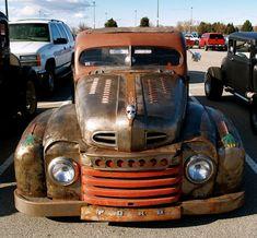 Rat truck !!