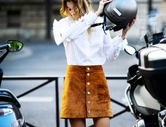 The Skirt That Had a MAJOR Moment This Summer | WhoWhatWear.com