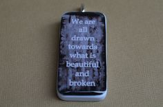 Mortal Instruments City of Bones Quote INSPIRED by BCAINSPIRATIONS, $7.00