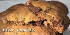 Ίσως το καλύτερο μπισκότο με κομμάτια σοκολάτας που θα έχετε δοκιμάσει. The Kitchen Food Network, Food Network Recipes, Banana Bread, Biscuits, Cookies, Sweet, Desserts, Foods, Crack Crackers