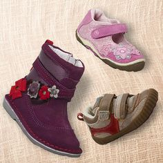 Take a look at the Play All Day: Kids' Shoes event on zulily today!