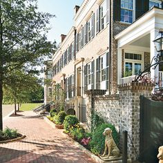 Welcome to the Southern Living Idea House at Abercorn Place!