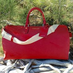 Michael Kors Jet Set Travel Weekender NWOT perfect travel bag MICHAEL Michael Kors Bags Travel Bags