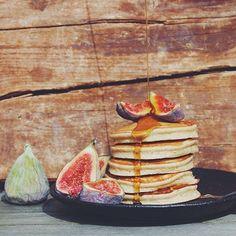 roadtoeverywhere pancake stack healthy