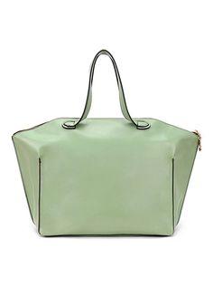 Green Vintage Handbag