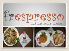 Get connected with Cafe Frespresso and be a part of India's fastest growing food and beverage industry
