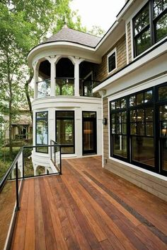 Floor could even be stone or stained concrete. Love everything else.