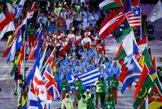 encerramento olimpico rio 2016 - Pesquisa Google. Os atletas.