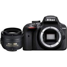 Elektronik & Foto, Kamera & Foto, Digitalkameras, Kompakte Systemkameras Nikon D3400, Kit, Goal, Pictures, System Camera