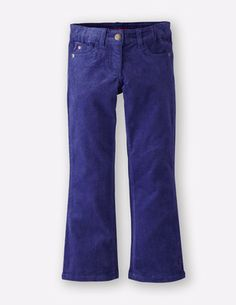 I've spotted this @BodenClothing Cord Bootleg Jeans Violet Blue