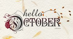 october lovely