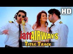 Watch the superhit Title track of the movie 'Jatt Airways' sung by Master Saleem and Dolly Sidhu starring Tulip Joshi, Alfaaz and Padam Bhola. Song -- Jatt Airways  Singer - Master Saleem, Dolly Sidhu Lyrics - Kumaar Music - Jassi Katyal