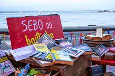 Sebo do Bailinho, no Rio de Janeiro.