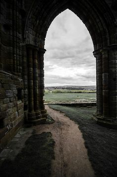 Whitby Abbey, North Yorkshire, England