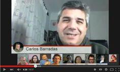 Já viste o meu vídeo no Tumblr?  Vídeo Aqui: http://paulavgarcia.tumblr.com/post/115286097070/hangout-empresarios-video-1-carlos-barradas  Neste Hangout juntámos vários ex-empresários tradicionais que se viraram para a internet em busca de alternativas para a sua vida.  Neste vídeo, o Carlos Barradas conta como estava exausto do seu negócio tradicional e a solução que encontrou para se libertar e ganhar uma qualidade de vida Incrível