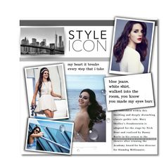 """""""Lana Del Rey: My Style Icon"""" by nataliag14 ❤ liked on Polyvore featuring moda, Børn, Brewster Home Fashions, lanadelrey y styleicon"""