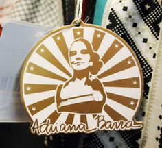 Adriana Barra #hangtag