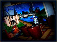 Espace détente Office de TOurisme de Villeneuve-sur-Yonne Villeneuve, L Office, My Job, Painting, Art, Art Background, Painting Art, Kunst, Paintings