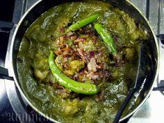 Kudpiraj's Garam Tawa: Nilgiri Style Chicken(Chicken Andhra)