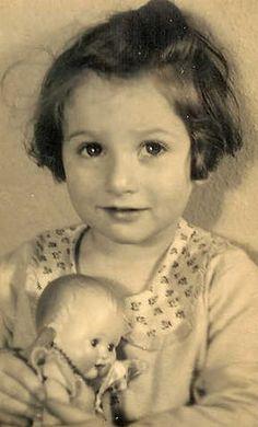 6 year old Henriette Sophia Bloemist sadly murdered in Sobibor on July 2, 1943.