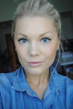 Natural Neutral Eye Makeup #Eyes #EyeShadow #Eyeliners #Eyeliner #Makeup