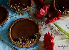 Čokoládové košíčky Food, Essen, Yemek, Meals
