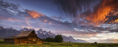 Mountain barn in the Tetons.  Prints from $27.  Framed prints and canvas wraps are also available.