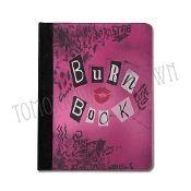 Mean Girls Burn Book Inside