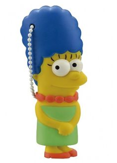 pendrive multilaser 8gb simpsons marge frete grátis