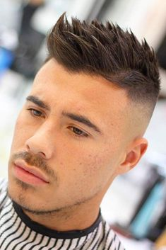 We have created a photo gallery featuring crew cut hair ideas. We know that finding the right cut can be complicated, especially if style is not the only thing that you are searching for. And crew cuts are also practical and work great for any face shape. Check out our blog post! #menshaircuts #haircutsformen #menshairstyles #shorthaircuts #crewcut