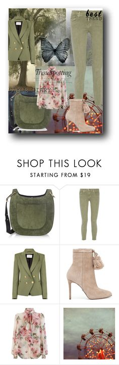 """""""Daily Look"""" by kelly-floramoon-legg ❤ liked on Polyvore featuring Jason Wu, Current/Elliott, Pierre Balmain, MICHAEL Michael Kors, Dolce&Gabbana and trend"""