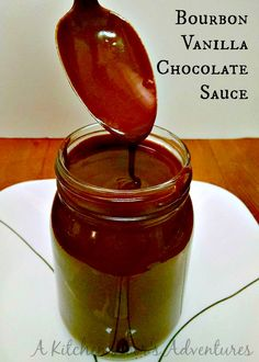 ... on Pinterest | Syrup, Salted caramel sauce and Bourbon caramel sauce