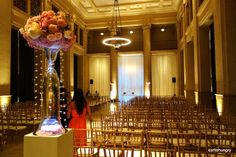 ceremony at Bently Reserve