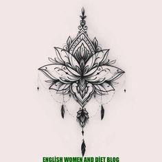 Tattoos And Body Art sleeve tattoo designs Floral Tattoo Design, Mandala Tattoo Design, Flower Tattoo Designs, Tattoo Designs For Women, Flower Tattoo Women, Back Tattoos For Women, Mandala Tattoos For Women, Butterfly Tattoos For Women, Cute Tattoos
