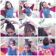 hairstyle diy BETHANY MOTA WHEE LOVE HER  ❤